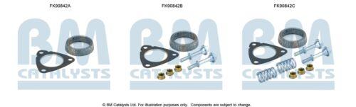 FK90842A FITTIING KIT FOR CATALYTIC CONVERTER  BM90842