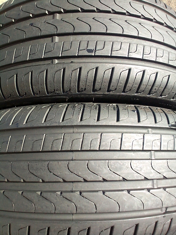 4 tyres for sell size 225/45/R18 Pirelli Cinturato p7 normal tyres