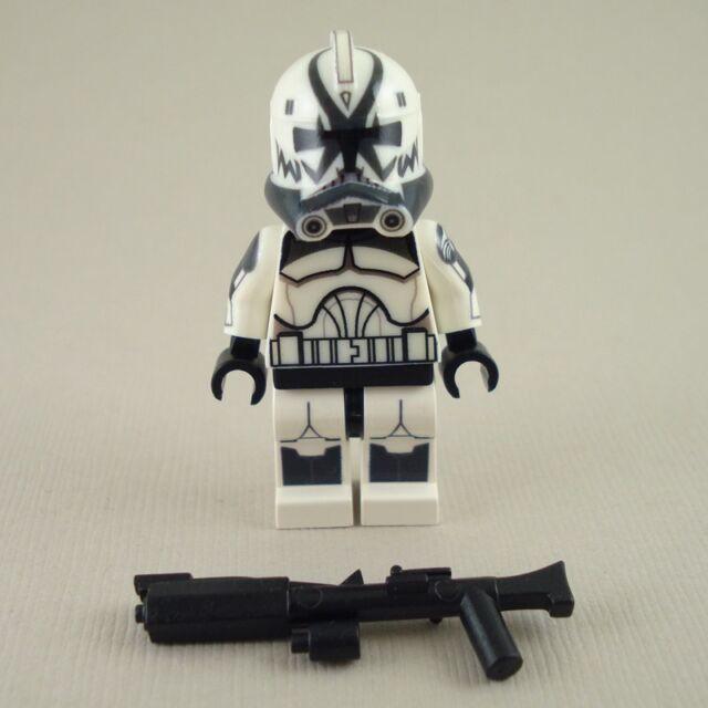 lego star wars comet clone trooper phase 2 mini figure ebay