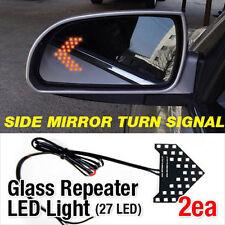 Side Mirror Turn Signal Glass Repeater LED Module Light for HYUNDAI 16-17 Tucson