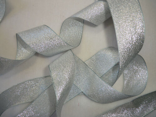 BERISFORDS,QUALITY RIBBON GOLD SILVER LAME LUREX,GLITTER SPARKLY,GIFT,BOW,CAKE