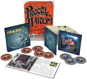 Procol-Harum-Still-There-039-ll-Be-More-An-Anthology-1967-2017-New-CD-With-DVD