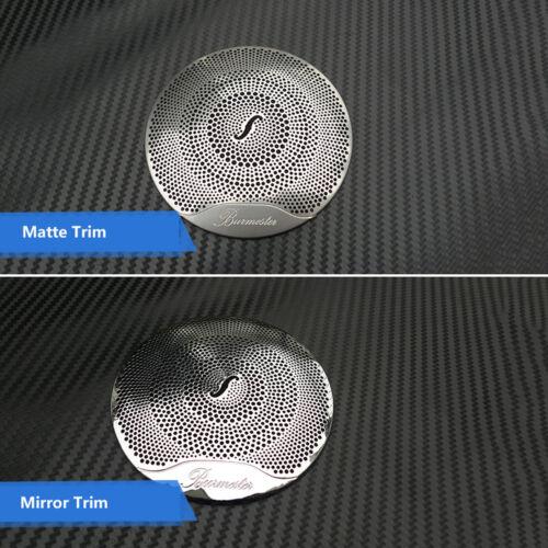 Robuste Audio-Lautsprecherabdeckung Teil Passend Für Mercedes Benz E Klasse W213