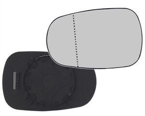 miroir glace retroviseur as gauche conducteur renault clio 2 1998 2005 tous ebay. Black Bedroom Furniture Sets. Home Design Ideas