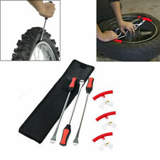 Spoon Motorcycle Bike Tire Iron Changing Rim Protector Tool Combo Lever 3 Pcs JJ