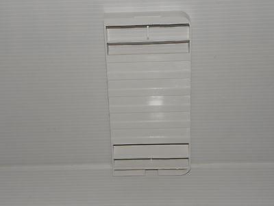 Dometic Kühlschrank Ersatz Abgaseinsatz Lüftungsgitter LS100  Caravan weiß