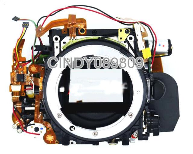 Original Mirror Box Assembly Unit Part For Nikon D600 with Aperture NO Shutter