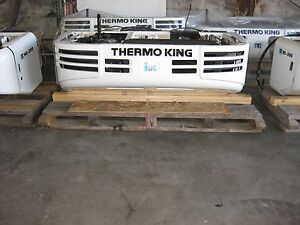 Thermo king Reefer Unit Codes Indicator Lights