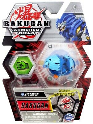 Bakugan Armored Alliance Hydorous Gate-Trainer BakuCores /& Character Card