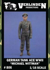 Verlinden-Productions-1-16-German-Tank-Ace-WWII-Michael-Wittman-Resin-Kit-806
