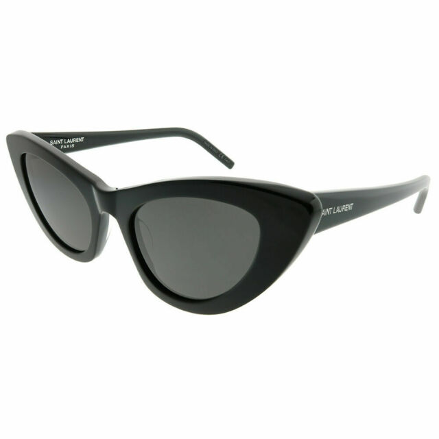 cc8402da3a391 Sunglasses Yves Saint Laurent SL 213 Lily Black Gray 001 for sale ...