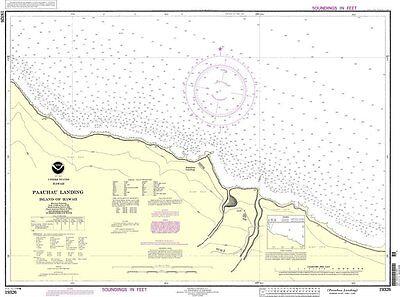 NOAA Chart Unalaska Island Protection Bay to Eagle Bay 6th Edition 16521