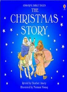 Bible Christmas Story.Details About The Christmas Story Usborne Bible Tales By Heather Amery 9780746049327