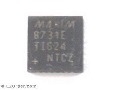 5x NEW MAXIM MAX8731AE 8731AE QFN 28pin Power IC Chip Ship From USA