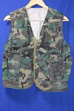 Thailand Army Woodland Pattern Combat Vest 1960-1970's