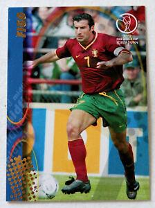 Luis Figo Fan Big Card Edition D20 Fußball Nationalspieler Portugal