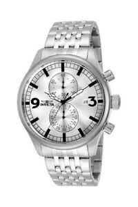 0366-Invicta-Speciality-Quartz-Mens-48mm-Chronograph-Indicator-SS-Bracelet-Watch
