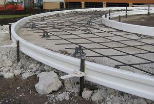Conform Flexible Concrete Formwork 150mm X 24lm Complete Kit - Lvl Alternative