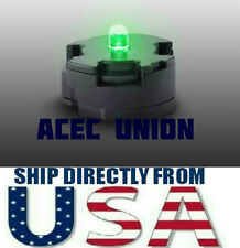 NEW 1 X High Quality MG 1/100 QANT Raiser Gundam GREEN LED Lights - U.S. SELLER
