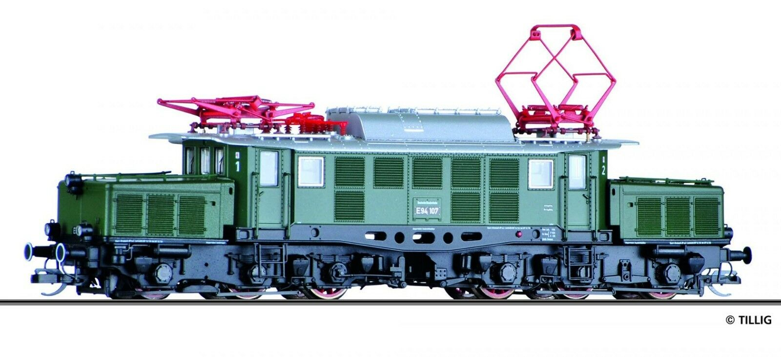TT E-Lok e 94 DB EP. III Tillig 04412 NUOVO