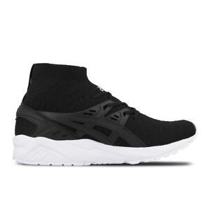 zapatillas negras hombre asics