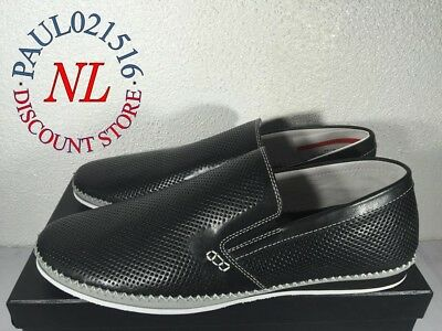 ! Zanzara Men/'s Merz Cognac Slip-on Loafers ~ Black ~ Various Sizes