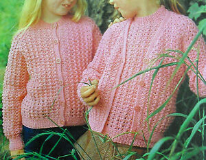 Knitting Patterns Boys Girls Teens Young Adults Cardigans Dog Cat