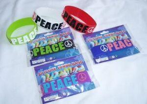 1-pc-Peace-1-034-wide-Jumbo-Silicone-Wrist-Band-Bracelet
