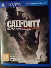 Call of Duty Black Ops Declassified PS Vita en castellano Playable in english
