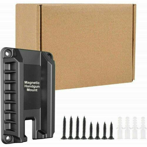 Gun Magnet Mount Quick Draw Loaded Magnetic Gun Holster Concealed Gun Holder