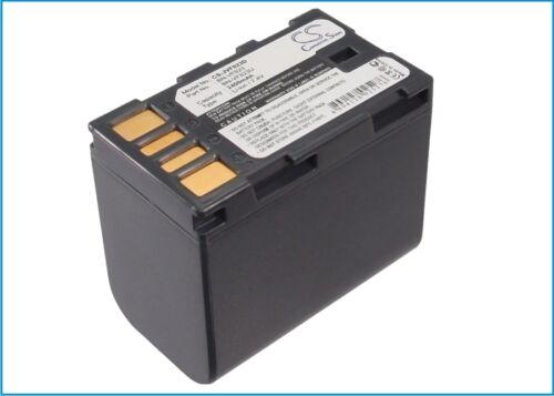 Premium batería Para Jvc gz-hd300aek gz-mg670b gz-mg360b Gz-hd7ek gz-hd300a