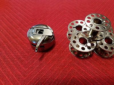 """Kenmore , Brother , sewing machine Bobbin Case """" Threading Hole """" JO1313Z3"""
