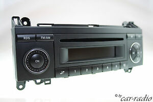 Original-Mercedes-audio-5-ng-be9012-mp3-WMA-CD-Radio-w245-w169-w639-w906-Becker
