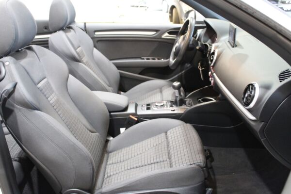 Audi A3 1,4 TFSi 140 Ambition Cabrio - billede 4