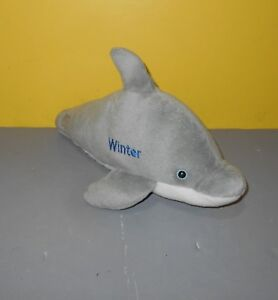 11 Winter Dolphin Tale Movie Clearwater Marine Aquarium Plush