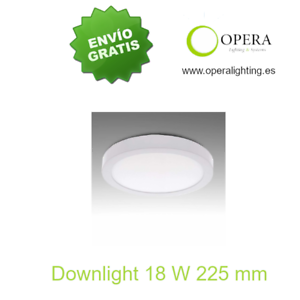 Plafon-de-superficie-tipo-downlight-LED-18w-225mm-blanco-redondo