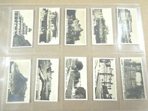 1926-Westminster-INDIAN-EMPIRE-photos-2nd-series-set-cards-Tobacco-Cigarette