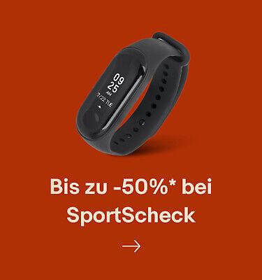 Bis zu -50% bei SportScheck