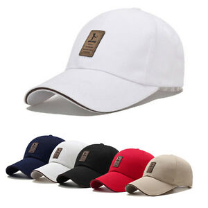 1-Piece-Fashion-Men-Women-Sport-Outdoor-Baseball-Cap-Golf-Hat-Adjustable