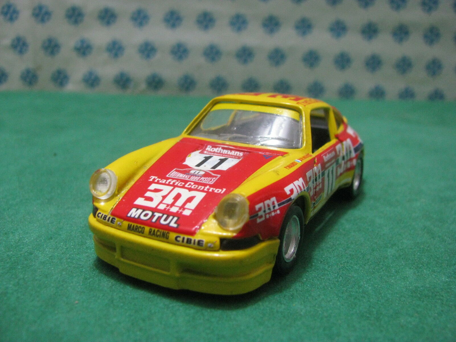 PORSCHE 911 bilrera RS 2800cc.rally 1000 Piss - 1  43 Transkit Verem