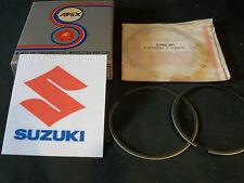 SUZUKI GT750 PISTON RINGS +0.25mm (1) NEW T500 GT500