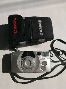 ⭐TESTED⭐ Canon prima zoom85n 38-85mm film camera  point and shoot Lomography af