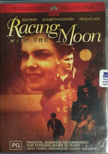 1 of 1 - Racing With The Moon (DVD, 2005)  Nicolas Cage  BRAND NEW & SEALED