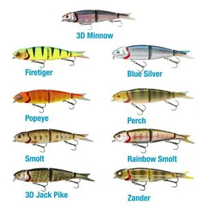 Savage-Gear-4Play-SWIM-and-JERK-19CM-AND-25CM-HARD-LURES-crazy-price