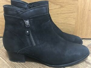 Ladies Ankle Boots, Size 7 UK, GOOD