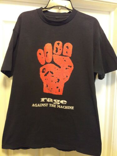 Vintage rage against the machine shirt
