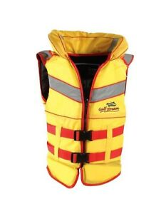 Jarvis-Walker-Small-Adult-Gulf-Stream-Life-Jacket-Small-Adult-Type-1-PFD