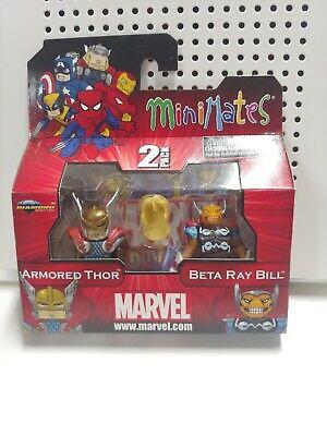 Marvel Minimates Thor Stormbreaker Beta Ray Bill