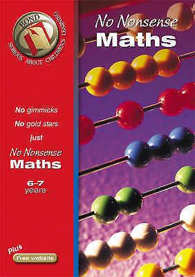 (Good)-Bond No Nonsense Maths 6-7 years (Bond Assessment Papers) (Paperback)-Lin