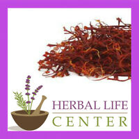 Saffron Stigma Herb Certified Organic Whole Dried (crocus Sativus)